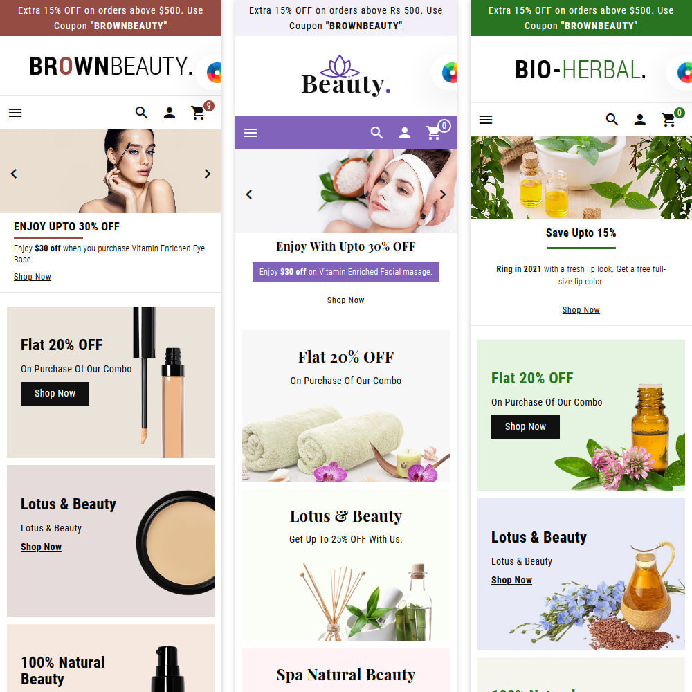 theme - Health & Beauty - Brownbeauty - Herbal Care - 17