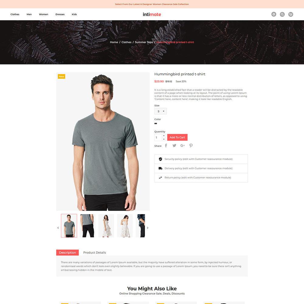 theme - Fashion & Shoes - Intimate Cloth Bag - Fashion Accessories Store - 5