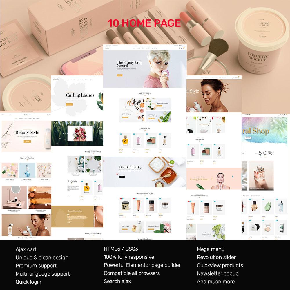 theme - Salud y Belleza - Covan - Cosmetics Store - 1