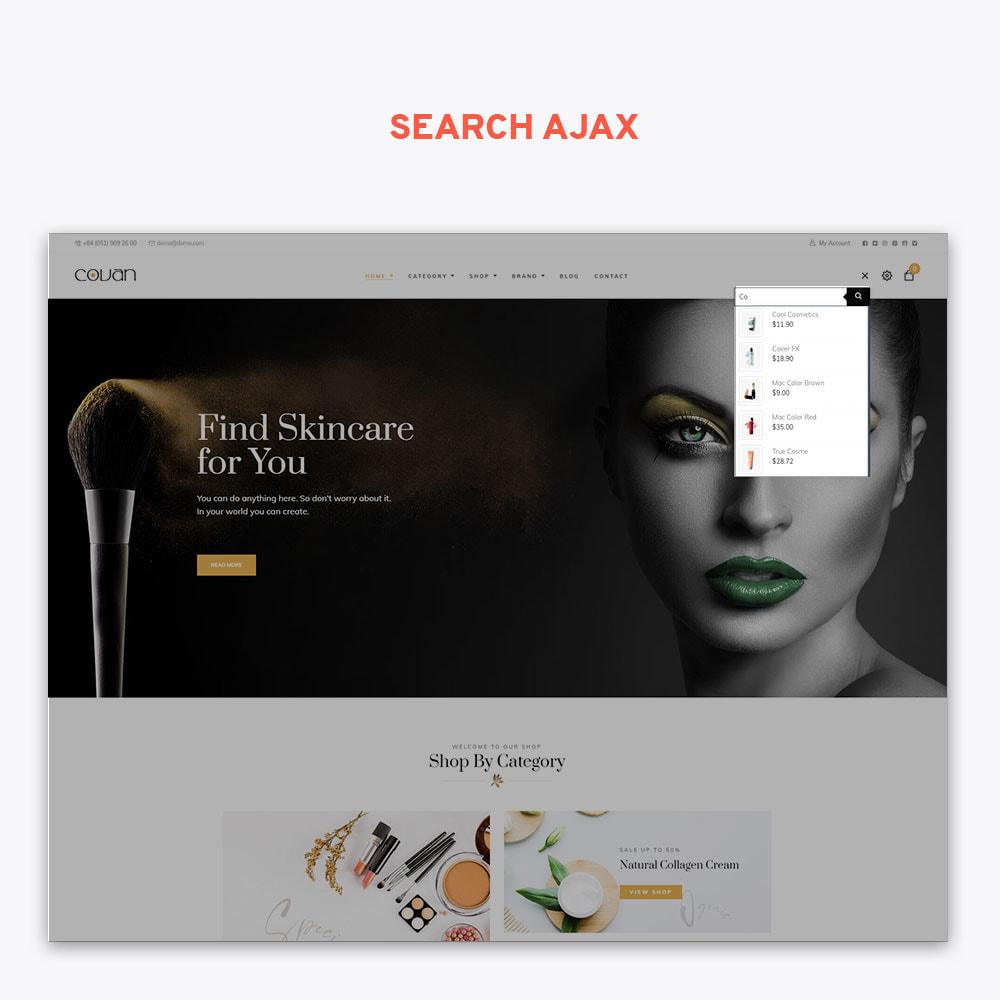 theme - Salud y Belleza - Covan - Cosmetics Store - 10