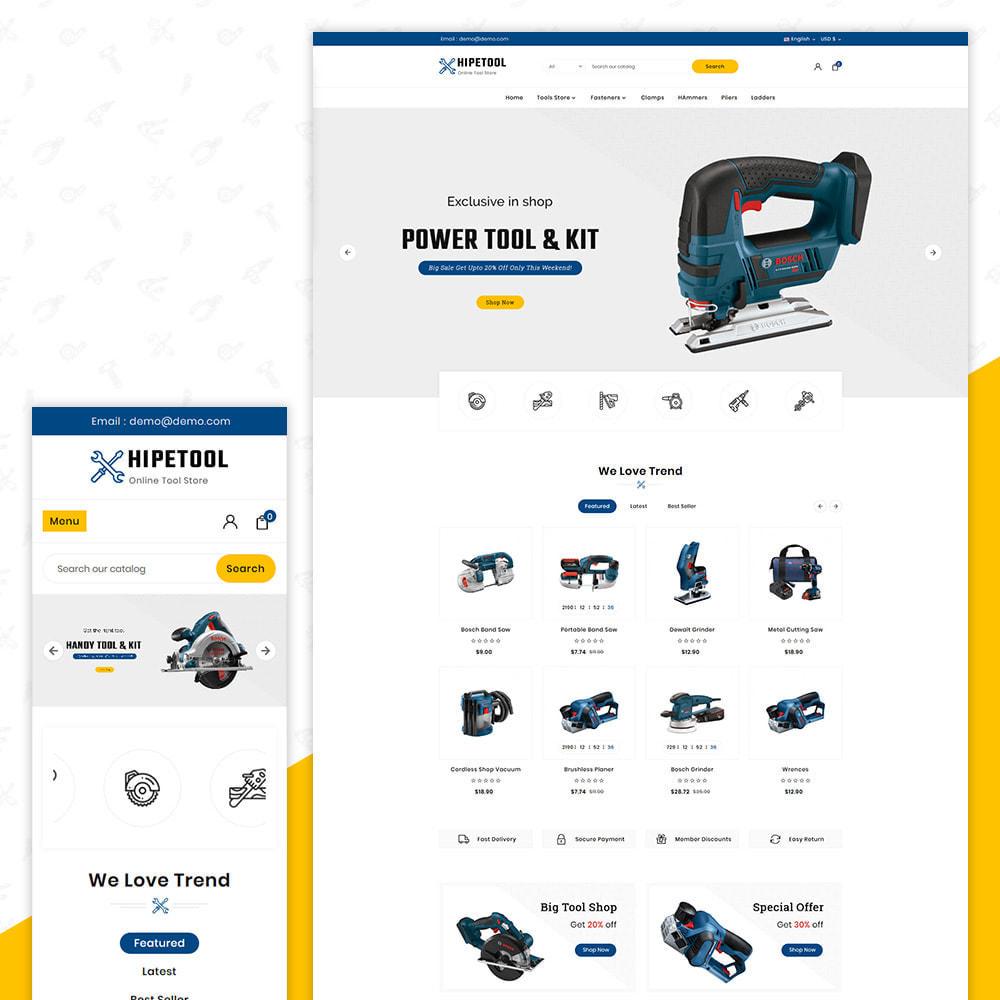 theme - Carros & Motos - Hipetool–Tools Mega Store - 1