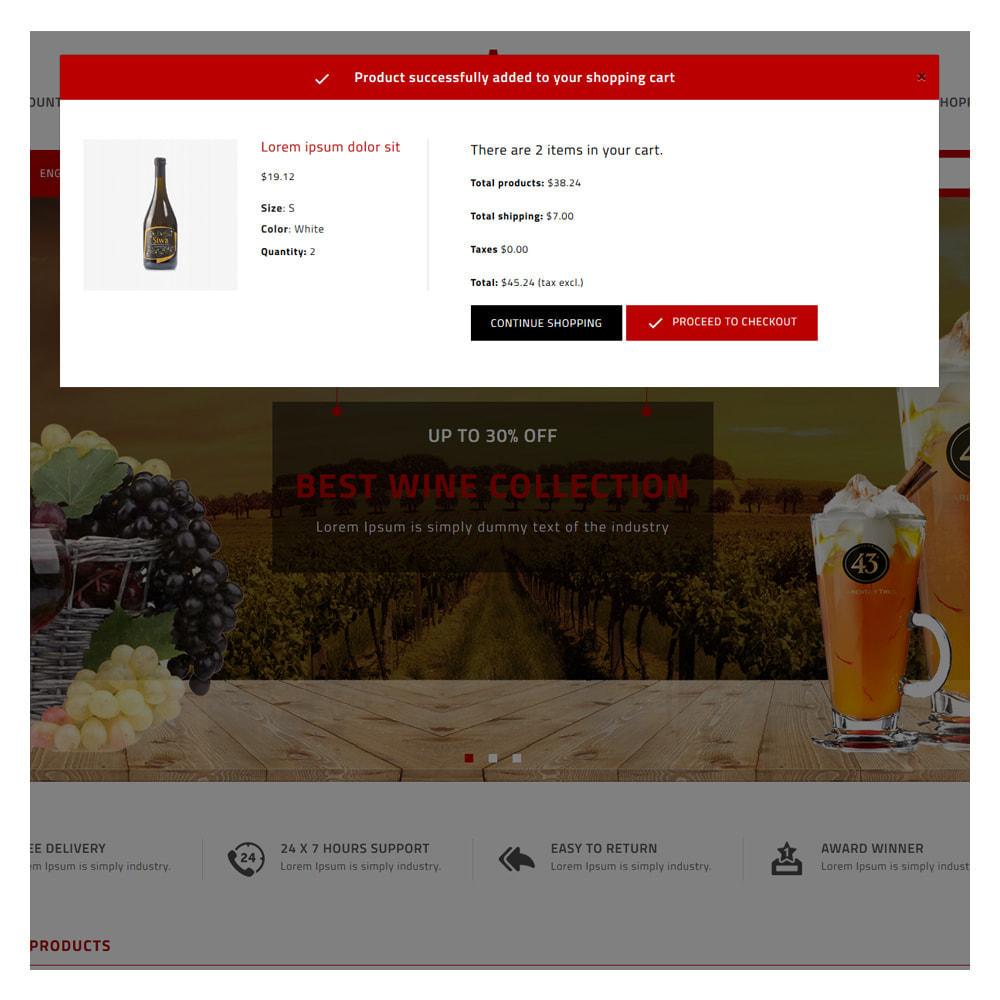 theme - Bebidas & Tabaco - StoneyCreek Drink & Tobacco Store - 5