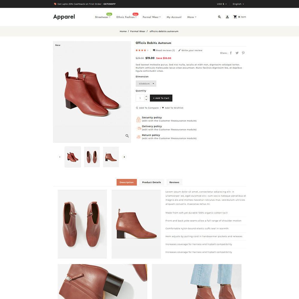 theme - Fashion & Shoes - Apparel Fashion Clothes Super Store - 5