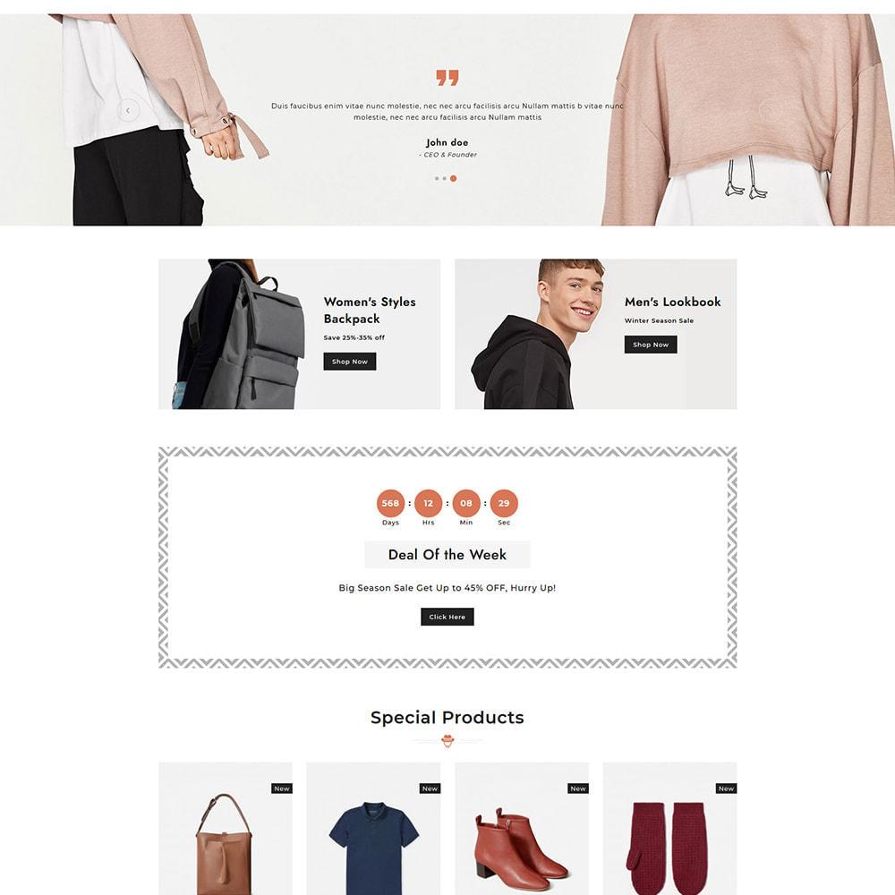 theme - Fashion & Shoes - Apparel Fashion Clothes Super Store - 6