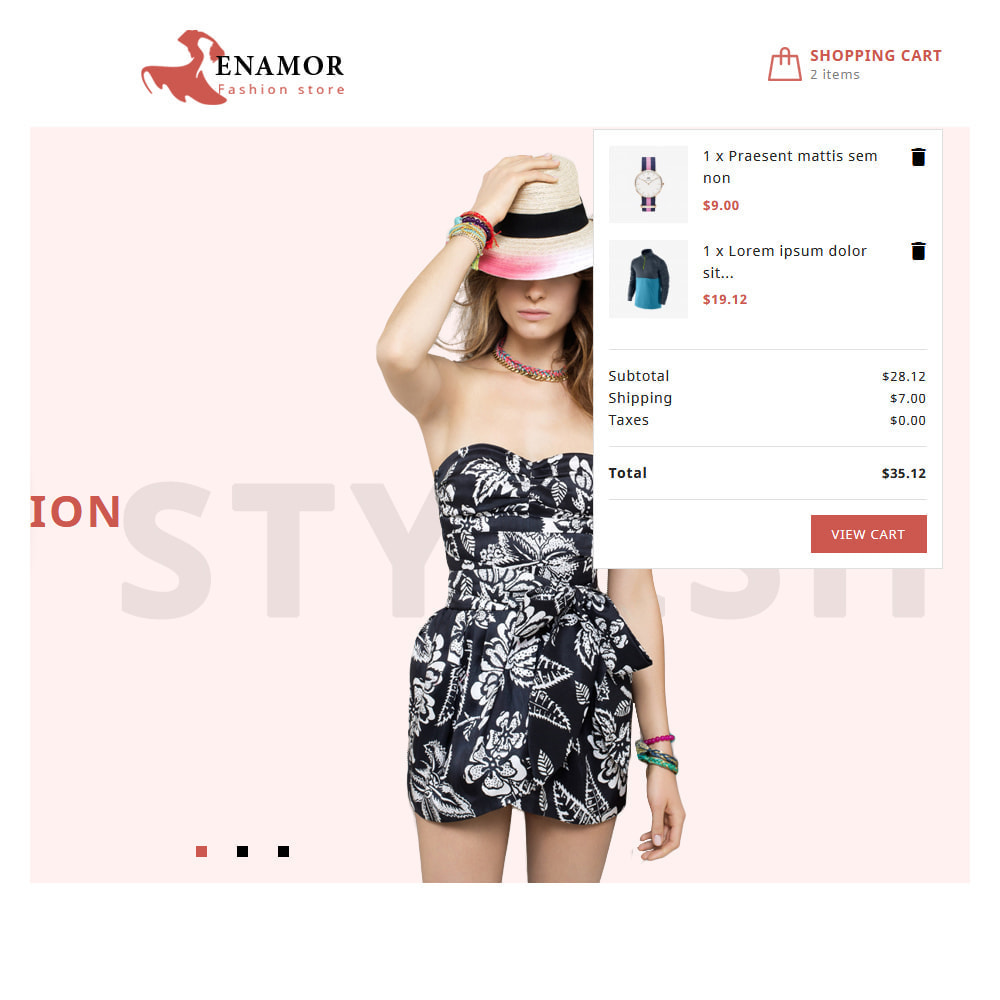 theme - Fashion & Shoes - Enamor Fashion & Shoes Shop - 6