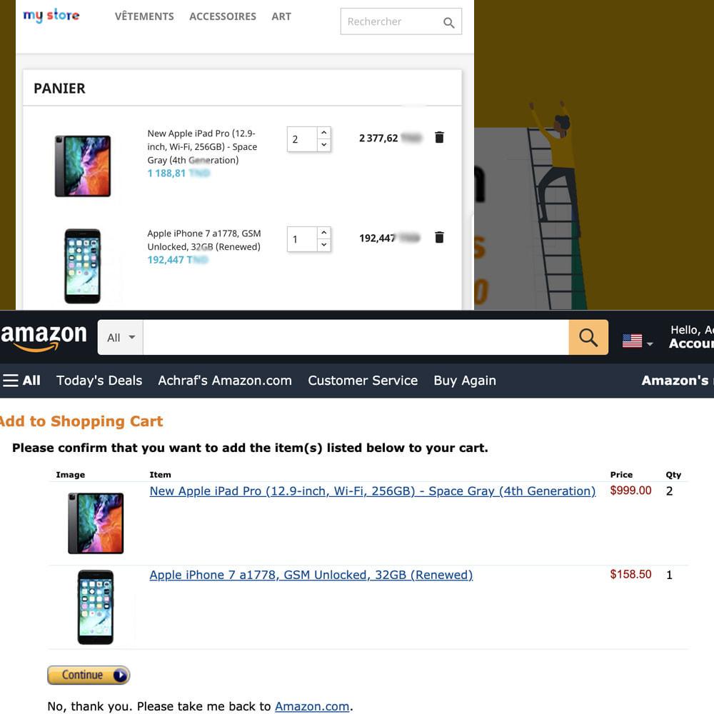 module - Прямых поставок (дропшиппинг) - Amazon Dropshipping & Affiliates - 7