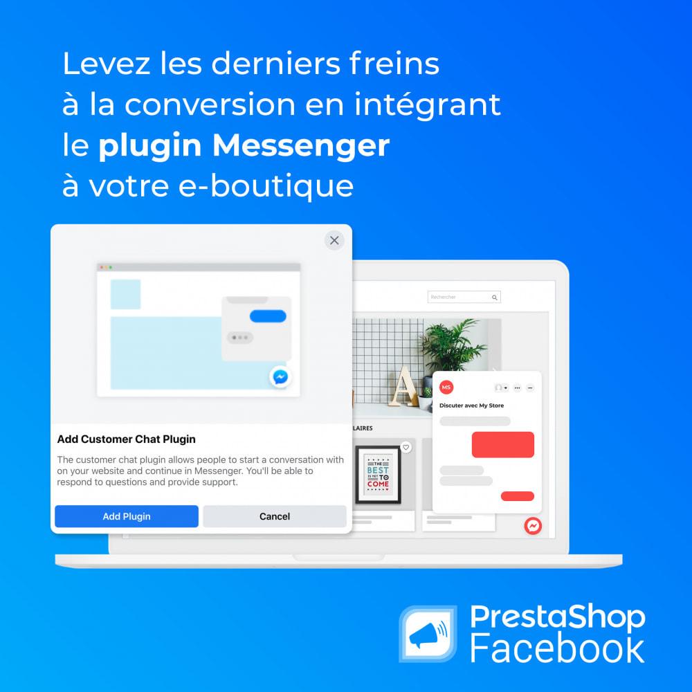 module - Produits sur Facebook & réseaux sociaux - PrestaShop Facebook - 4