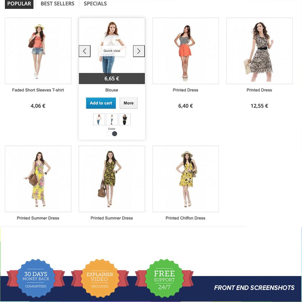 module - Visuels des produits - Second Picture and Attributes - 2