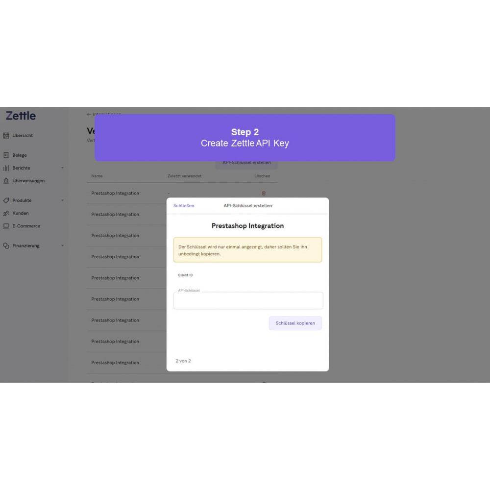 module - Платежи и платежные системы - Zettle by PayPal POS - 2