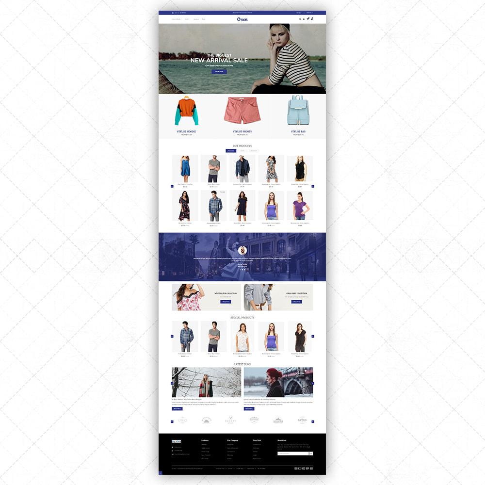 theme - Fashion & Shoes - Oxen - 2