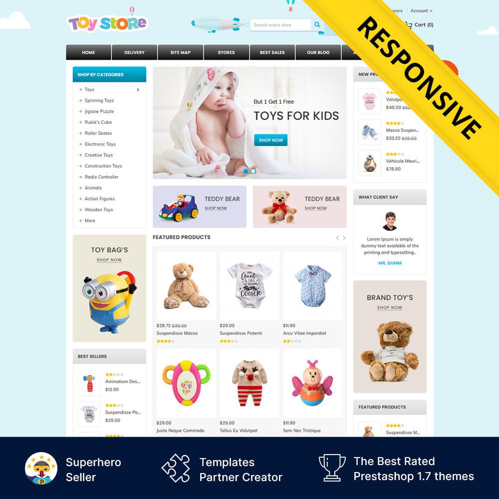 theme - Bambini & Giocattoli - Kids & Toys Store - 1