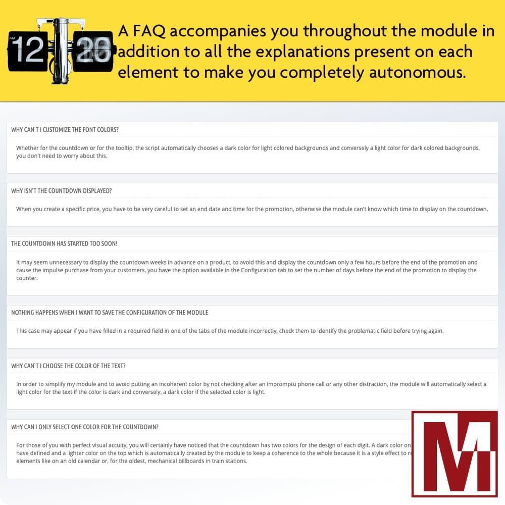 module - Flash & Private Sales - Perfect Countdown - 7