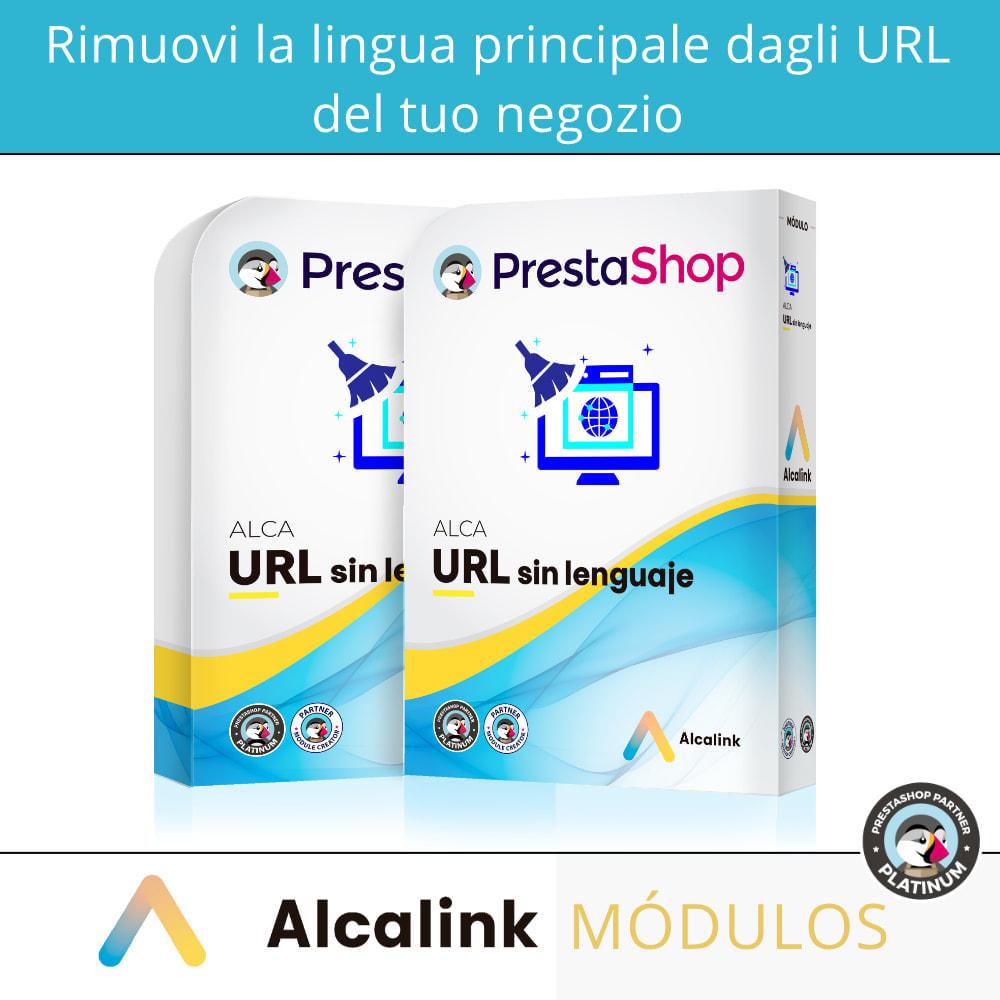 module - URL & Redirect - Rimuovi la lingua host dall'URL - SEO - 1