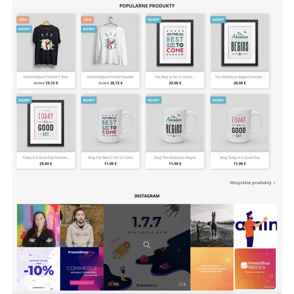 module - Produkty w serwisach społecznościowych - Insta Feed - zdjęcia z instagrama w Twoim sklepie - 3
