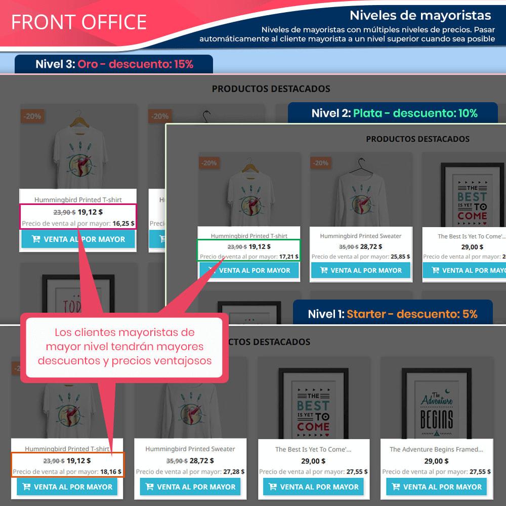 module - Ventas Privadas y Ventas Flash - Wholesale B2B: Plataforma experto de venta al por mayor - 6