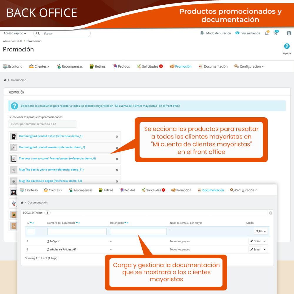 module - Ventas Privadas y Ventas Flash - Wholesale B2B: Plataforma experto de venta al por mayor - 23