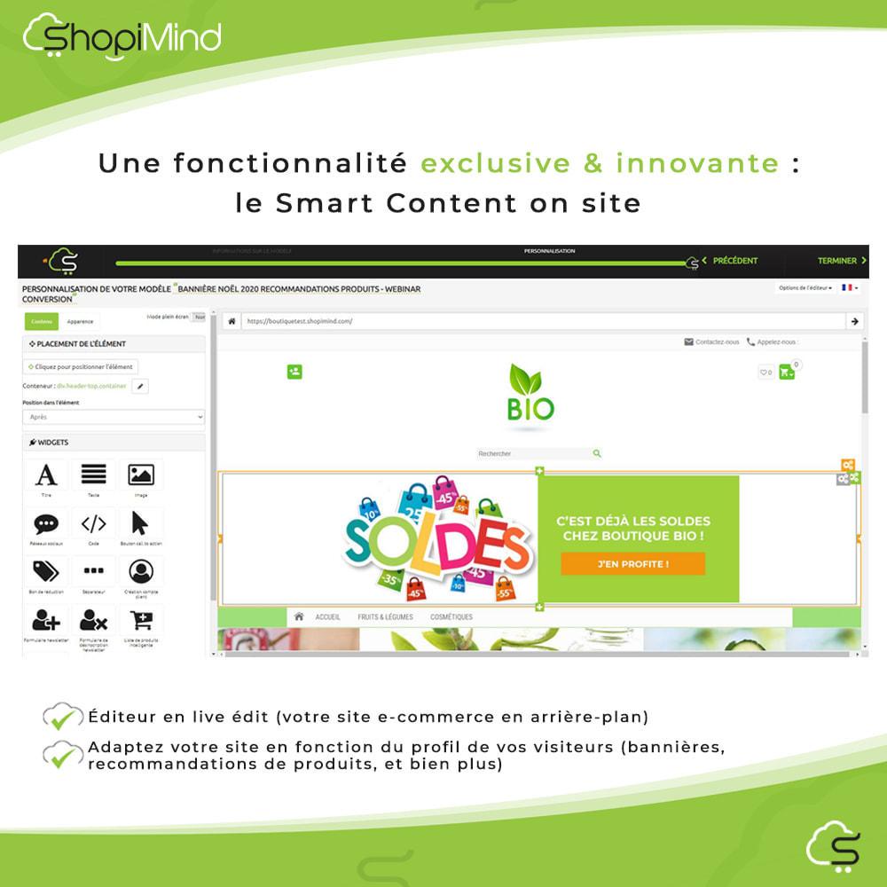 module - Remarketing & Paniers Abandonnés - ShopiMind - Marketing multicanal intelligent - 11