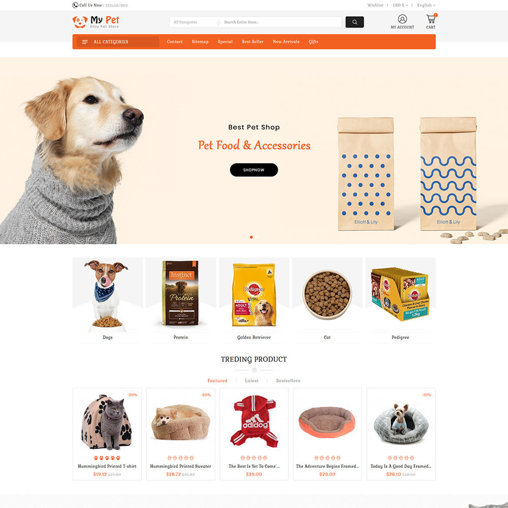 theme - Animaux - My Cute Pet  Store - Specials Pet Store - 2