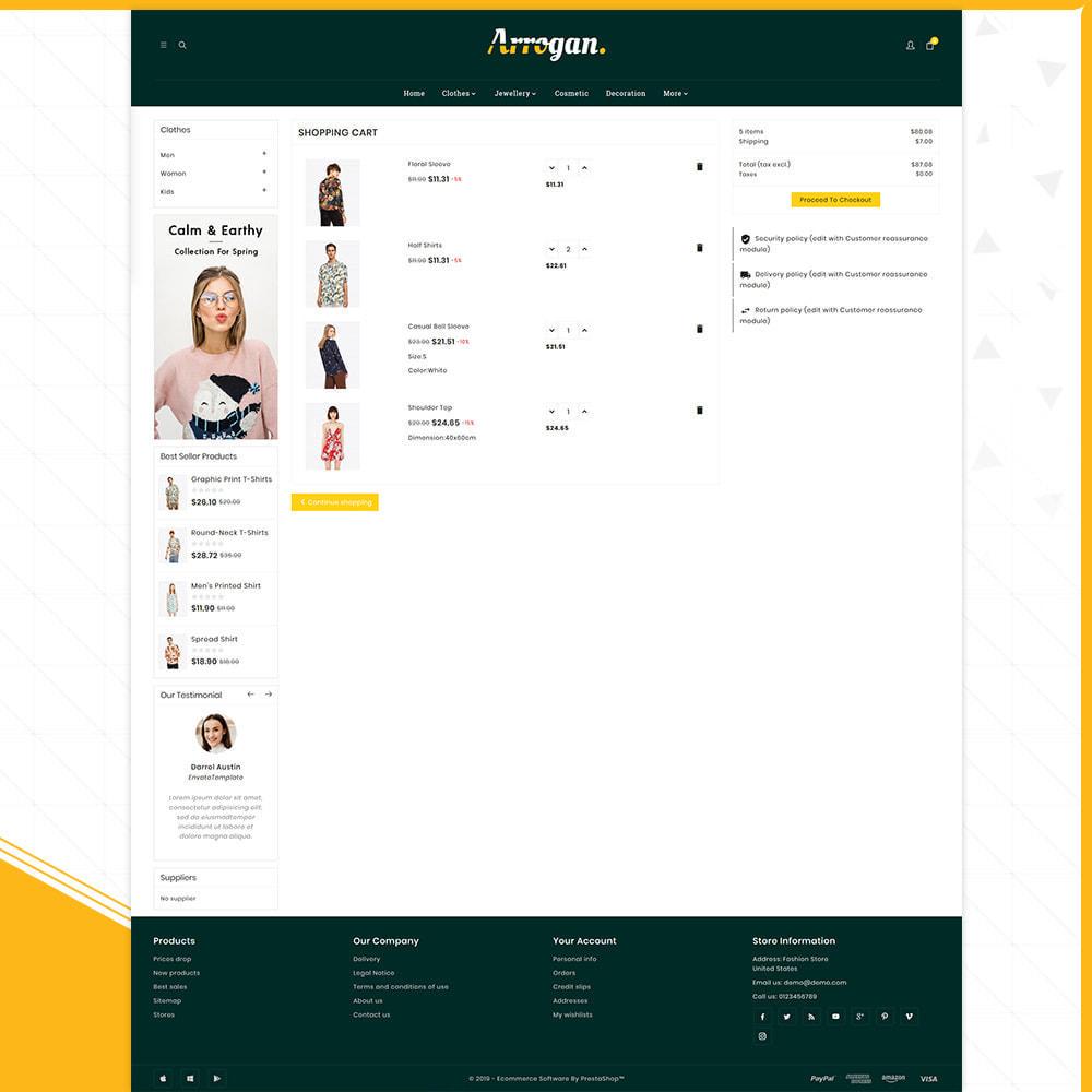 theme - Mode & Schoenen - Digital Fashion–Arrogan Store - 5