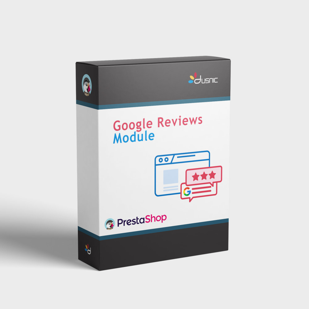 module - Customer Reviews - Easy get Google My Business Reviews - 1