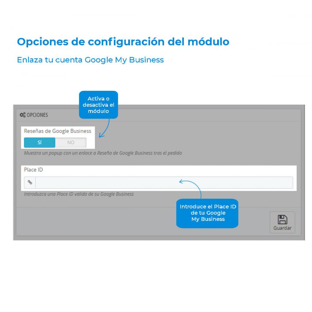 module - Comentarios de clientes - Obtén valoraciones y reseñas en Google - 5