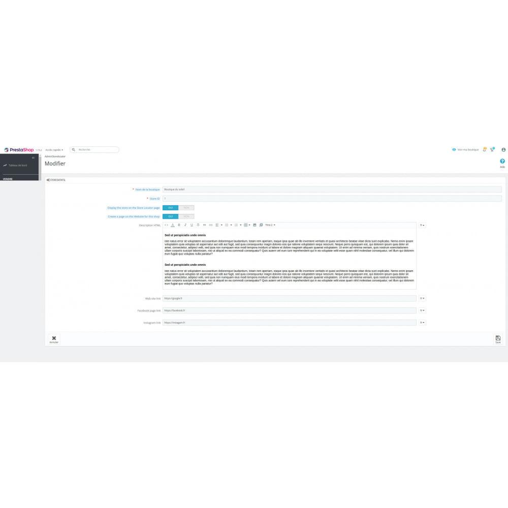 module - Afhaalpunt - Pro Store locator SEO (free no Google Maps) - 10