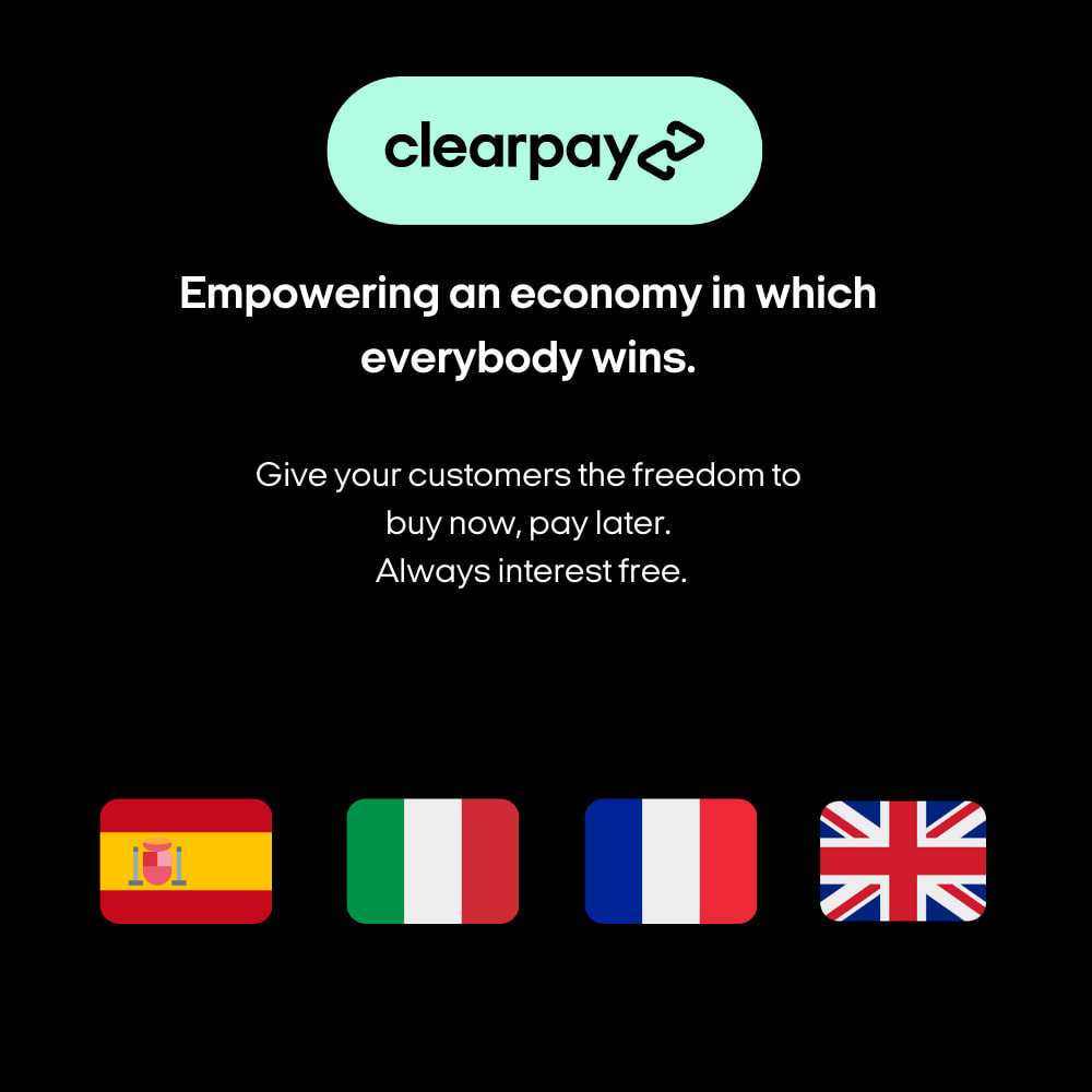 module - Pagamento - Clearpay - 3