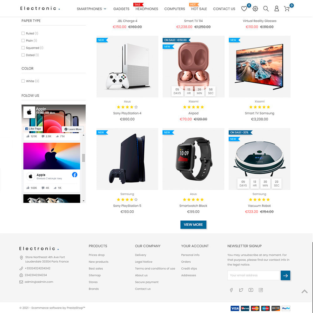 module - Navigation Tools - Infinite Scroll & Load More Product - 2