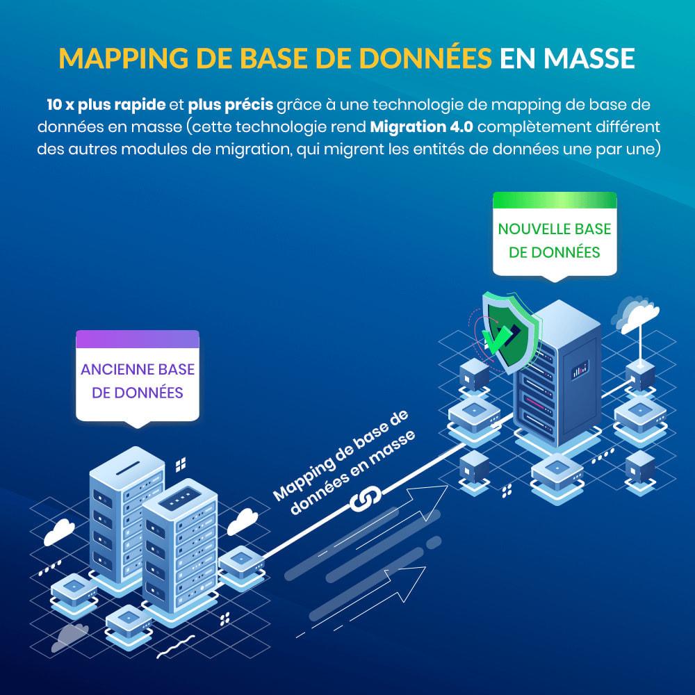 module - Migration de Données & Sauvegarde - MIGRATION 4.0 – Outil de mise à niveau et de migration - 3