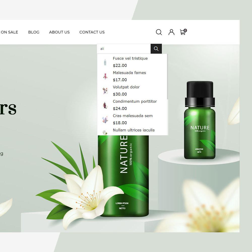 theme - Santé & Beauté - Cosmetic - Minimal Modern Store - 3