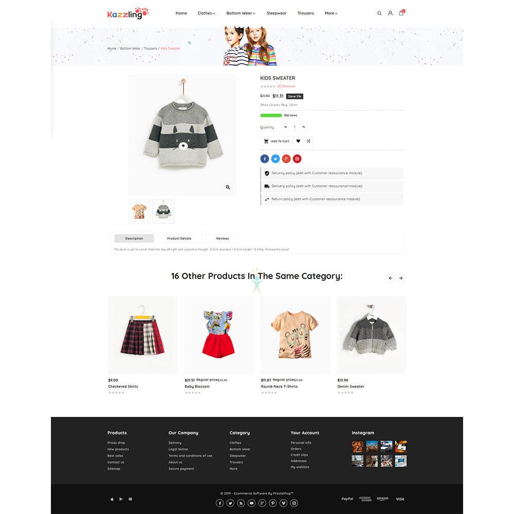 theme - Moda y Calzado - Kazzling Kids and Toy Fashion Store - 4