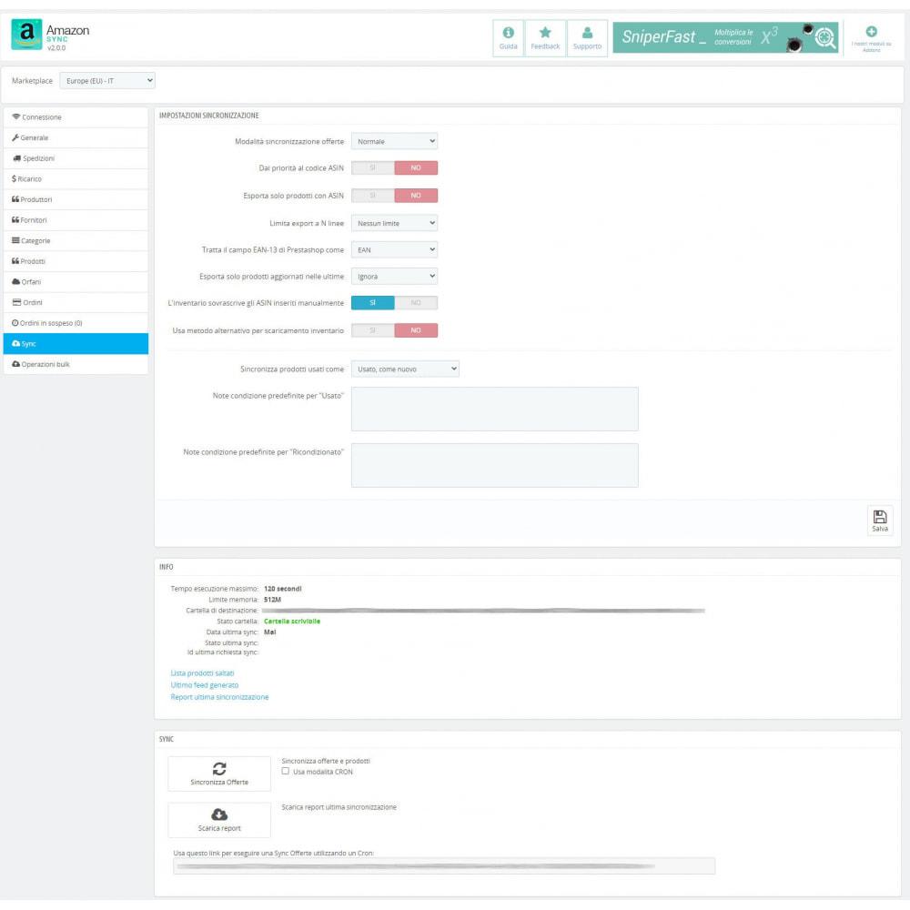 module - Marketplace - Amazon Sync Marketplace - 11