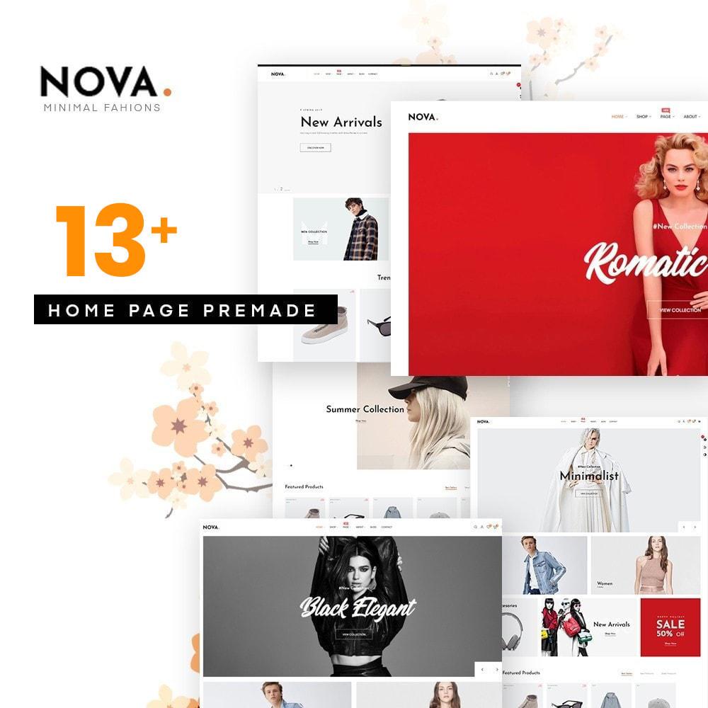 theme - Fashion & Shoes - Nova Fashion Store Hot Trending 2021 - 2
