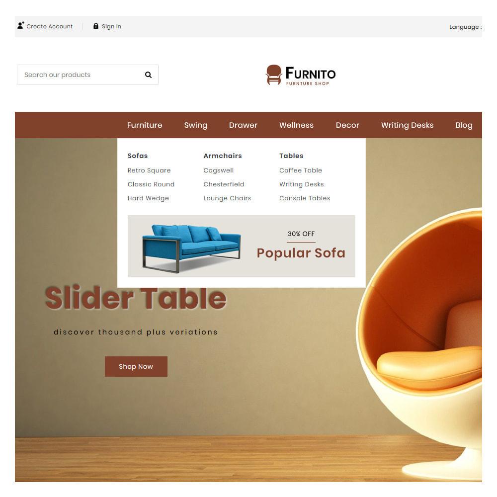 theme - Prezenty, Kwiaty & Uroczystości - Furnito Furniture & Home Shop - 7