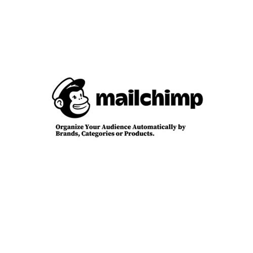 module - Brands & Manufacturers - MailchimpTags and Add Subscriptor - 1