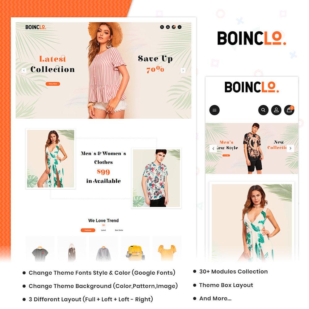 theme - Moda y Calzado - Fashi Boinclo- Fashion Big Mall - 1