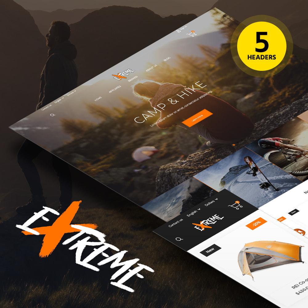 theme - Sport, Aktivitäten & Reise - Extreme - 1