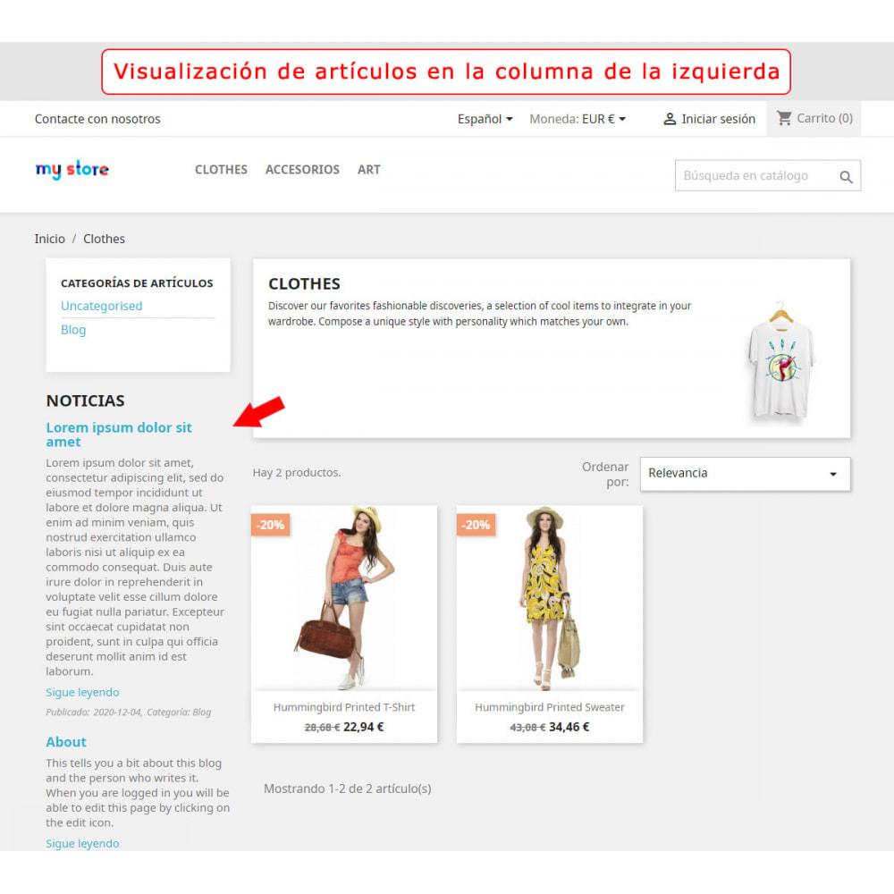 module - Marketplaces - Integración bilateral de PrestaShop y Joomla! - 3