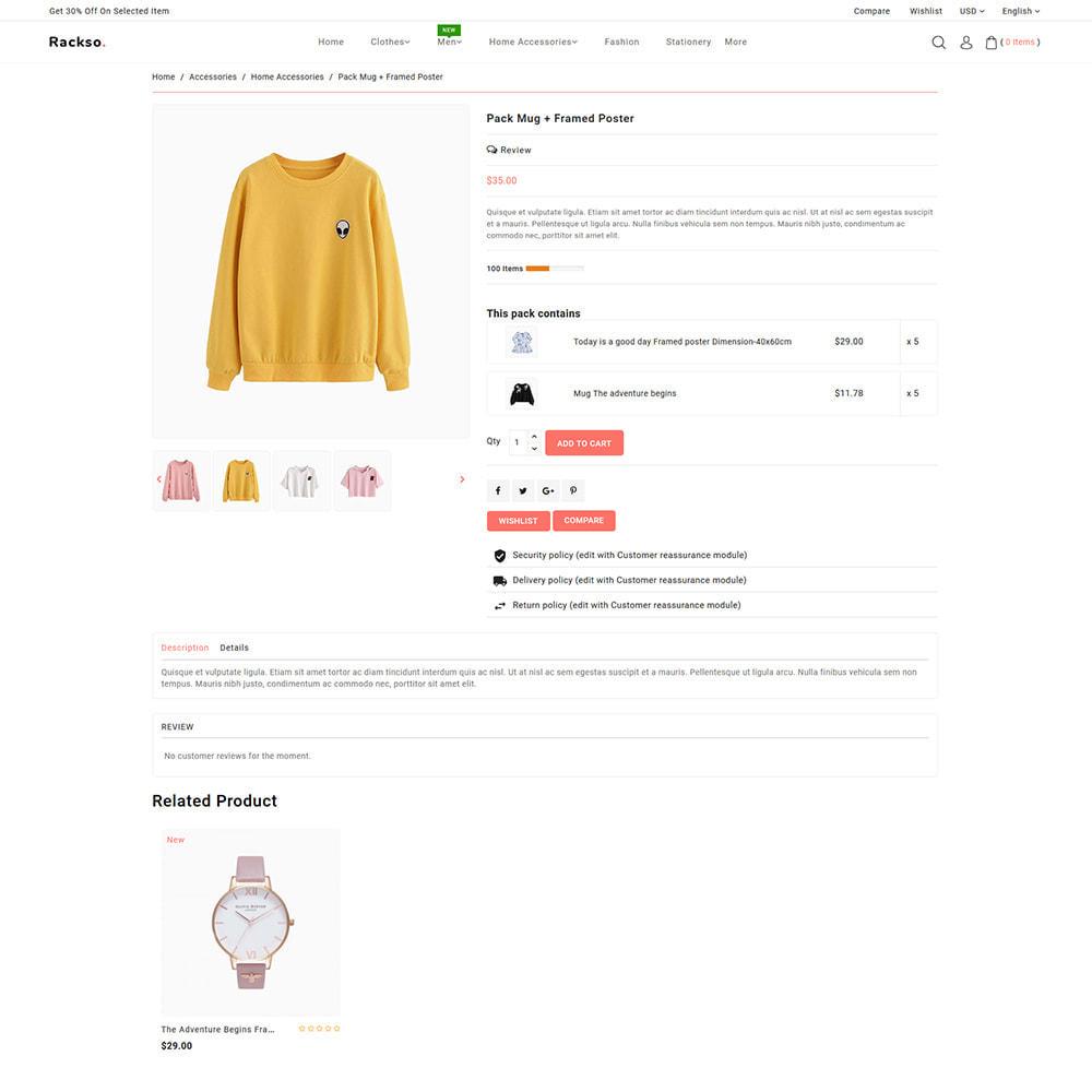 theme - Mode & Schoenen - Rackso - Multipurpose Fashion - 3
