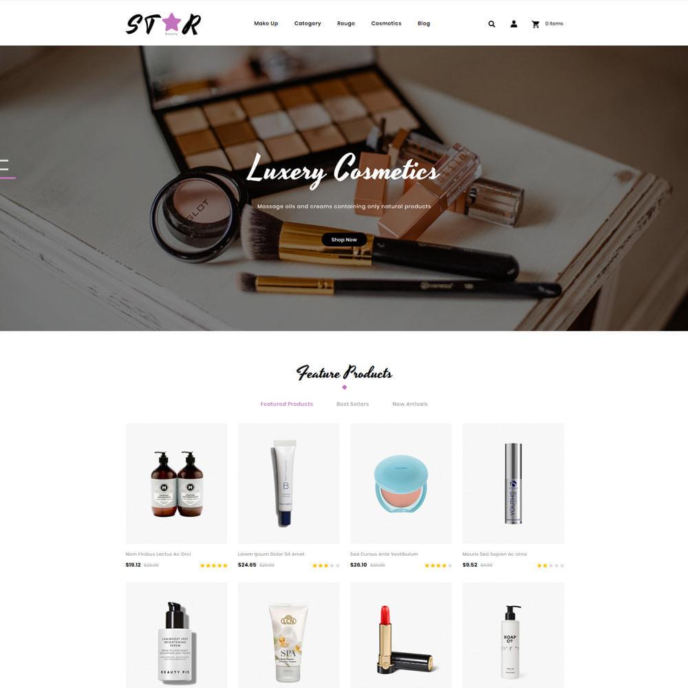 theme - Health & Beauty - Star Cosmetic Shop - 1