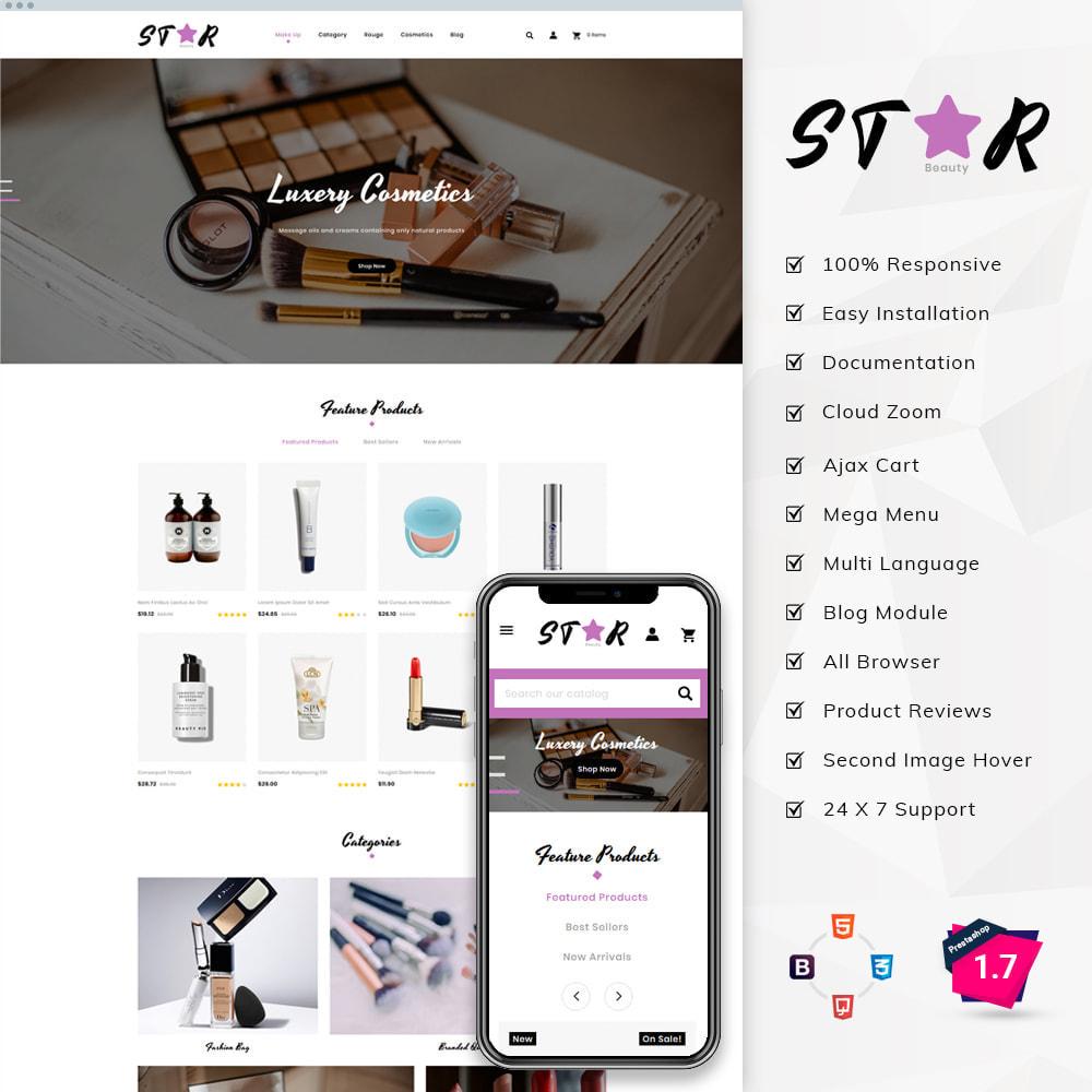 theme - Health & Beauty - Star Cosmetic Shop - 2