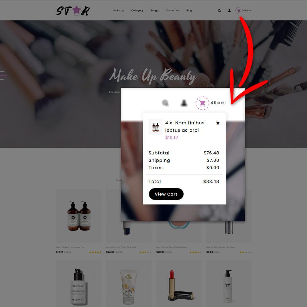 theme - Health & Beauty - Star Cosmetic Shop - 6