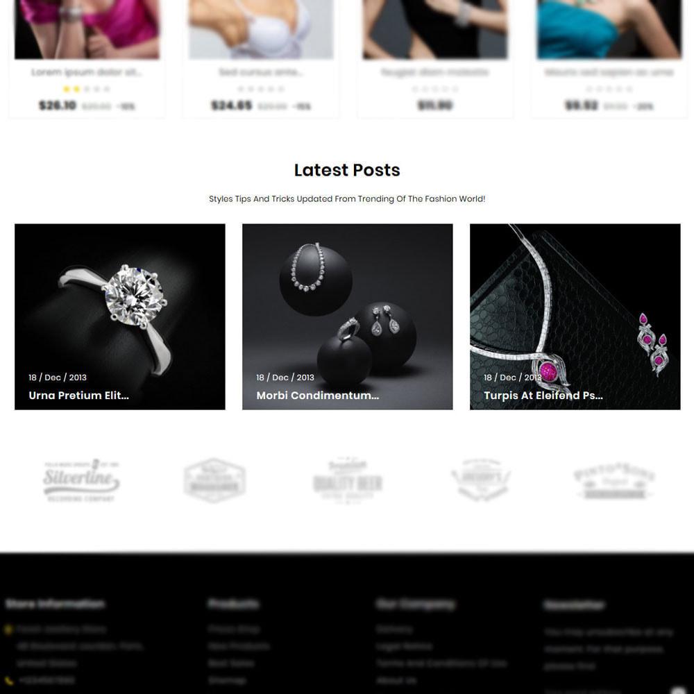 theme - Bijoux & Accessoires - Foreli - Jewellery Store - 5