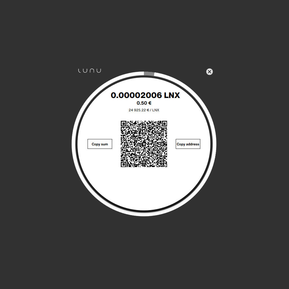 module - Andere betaalmethodes - Lunu payment gateway - 4