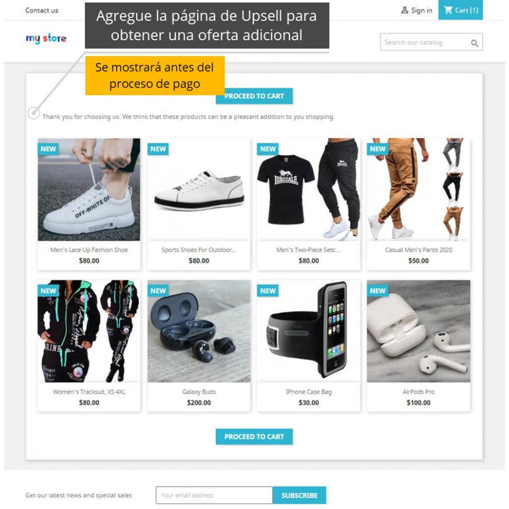 module - Ventas cruzadas y Packs de productos - Cross Selling PRO - 6