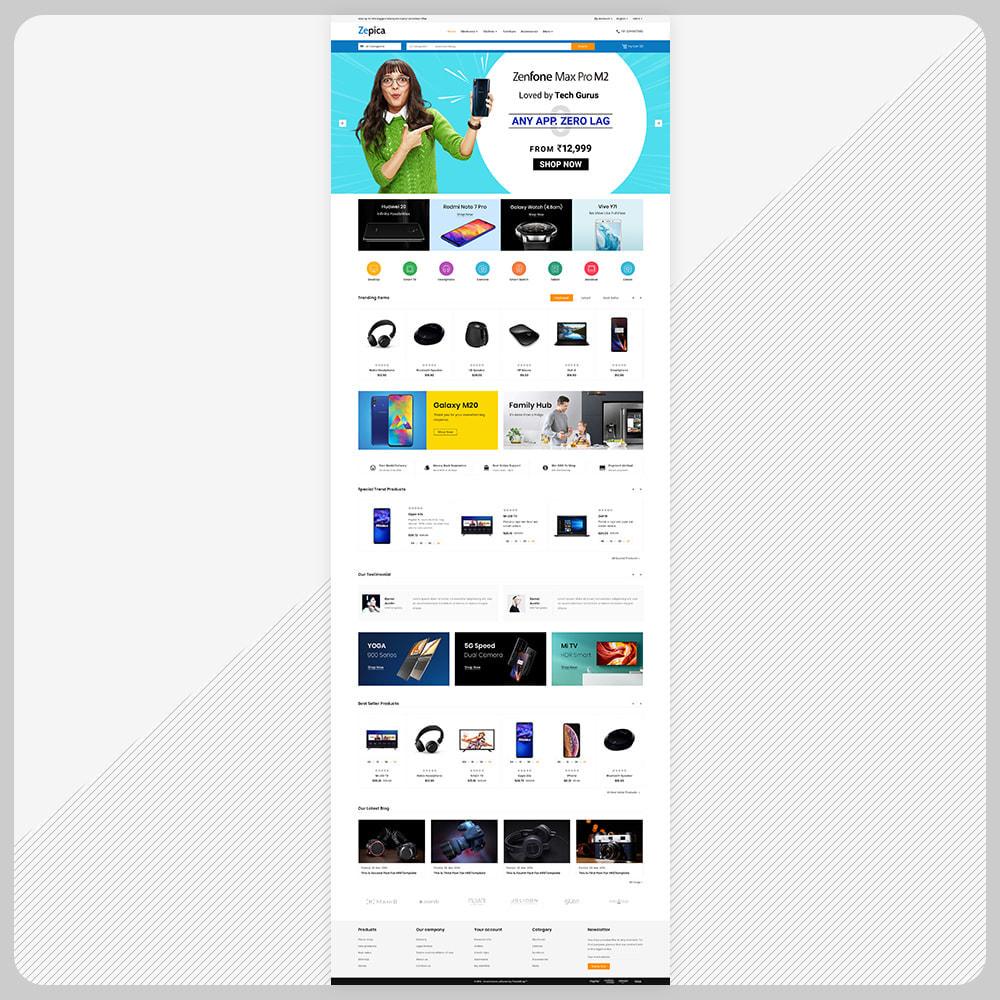 theme - Electronics & Computers - Electronic Zepica - Mega Store - 2
