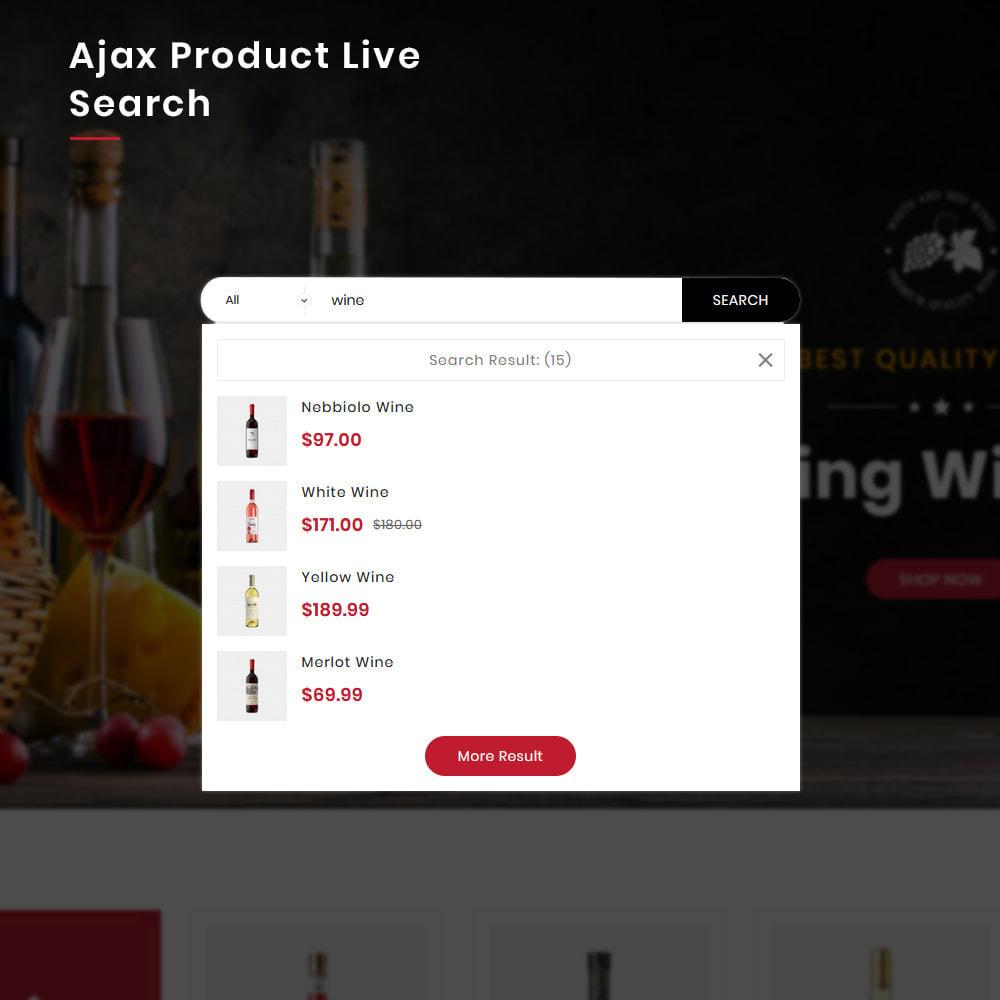 theme - Drank & Tabak - Winery Mega France–Wine  Alcohol–Drink Super Store - 7
