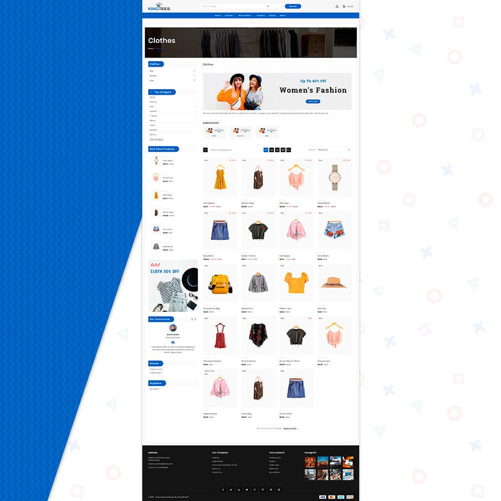 theme - Mode & Chaussures - Kingtees Fashion Shop - 3