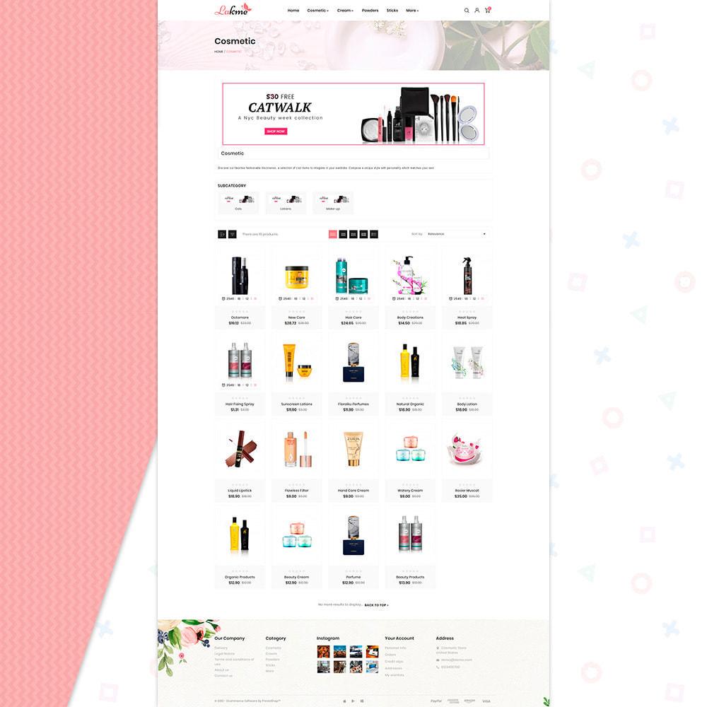 theme - Health & Beauty - Lekme Cosmetic Mega Mall - 3