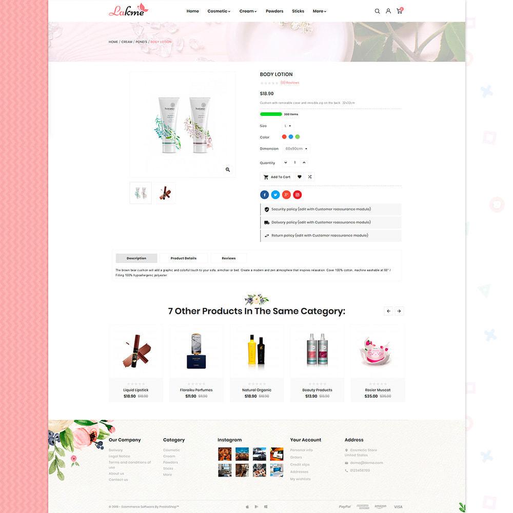 theme - Health & Beauty - Lekme Cosmetic Mega Mall - 4